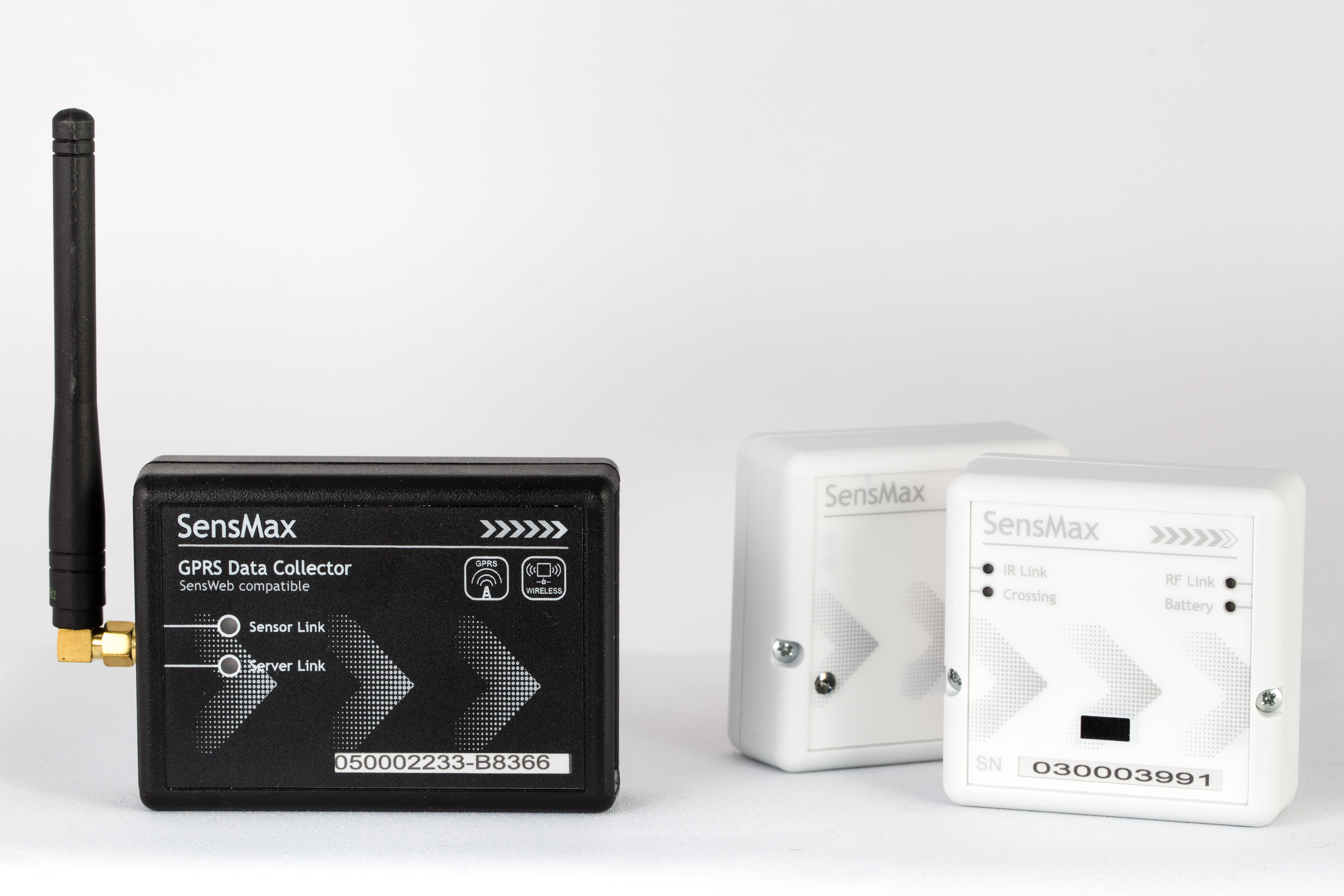 Kit All in One compteur de passage GPRS